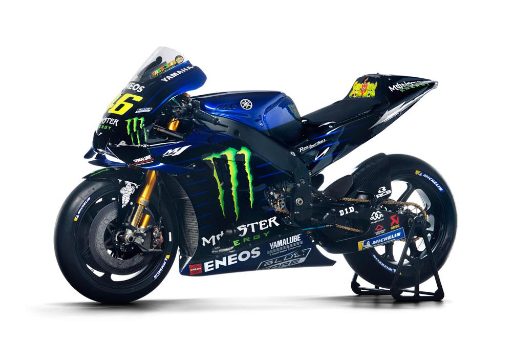 Yamaha YZR R1 MotoGP 2019