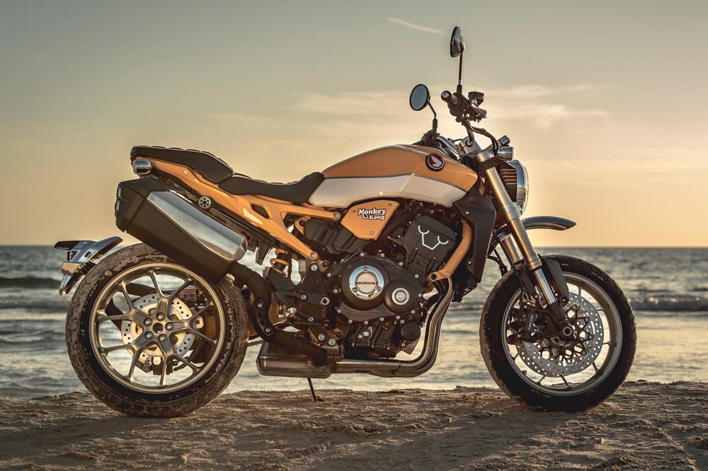 Preparaciones Honda Garage Dreams Contest