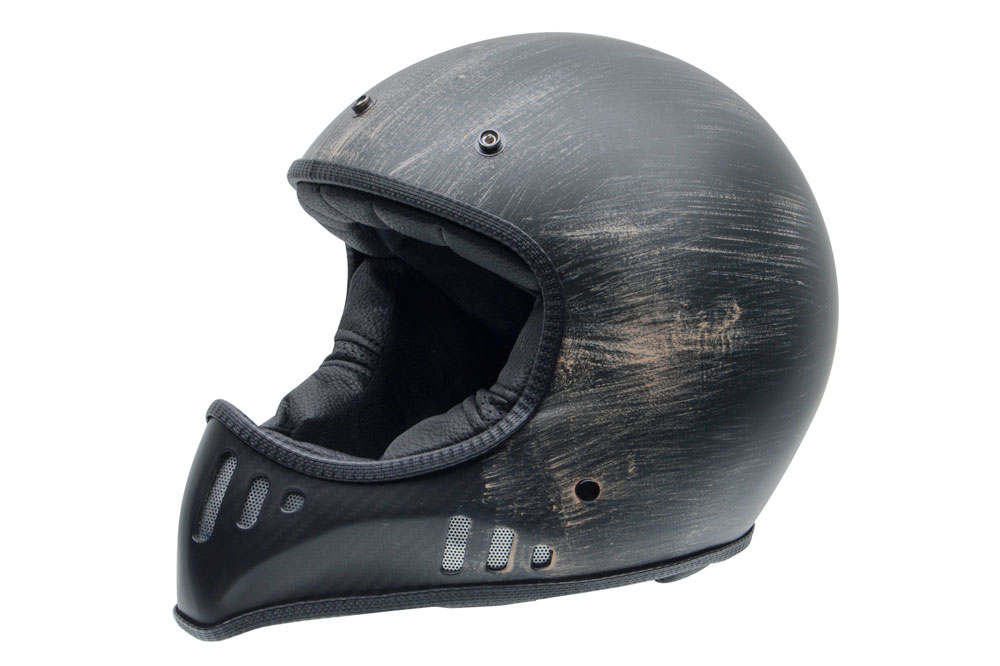 casco MAD Carbon de NZI