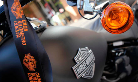 Harley Davidson, cada kilómetro cuenta 2019
