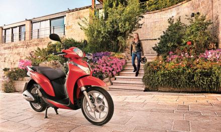 Las motos más vendidas en febrero 2019