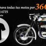 El seguro de asistencia para todas tus motos, por 36 euros al año