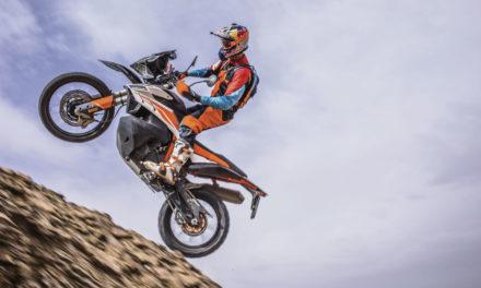 KTM 790 Adventure: Precio a partir de 12.399 euros