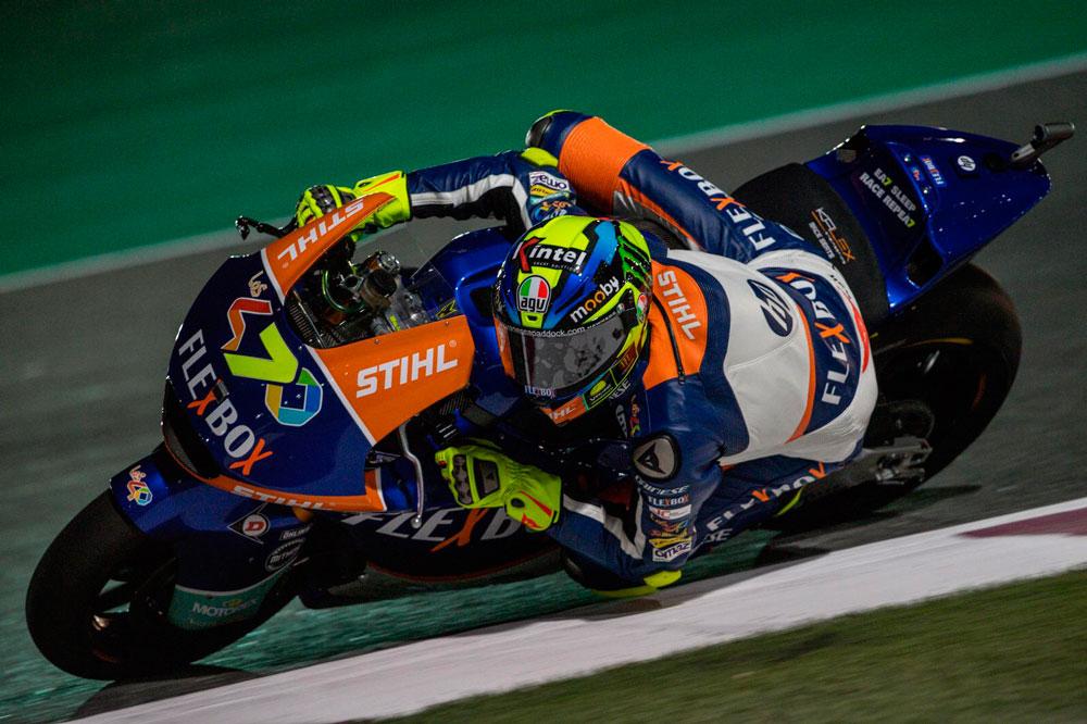 Lorenzo Baldassarri, victoria en Moto2