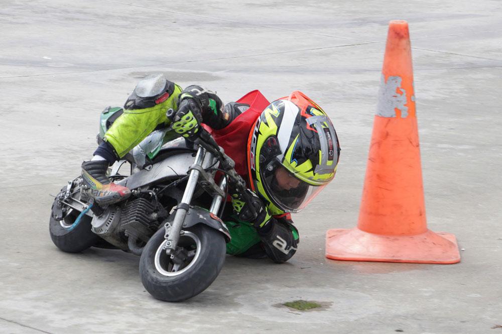 MotoMadrid 2019 tendrá un buen número de actividades en directo en un pabellón satélite. Stunts, minimotos y carreras de Flat Track, entre otras.