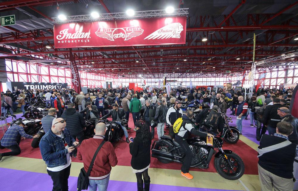 Más de 40.000 personas se dieron cita en MotoMadrid 2019