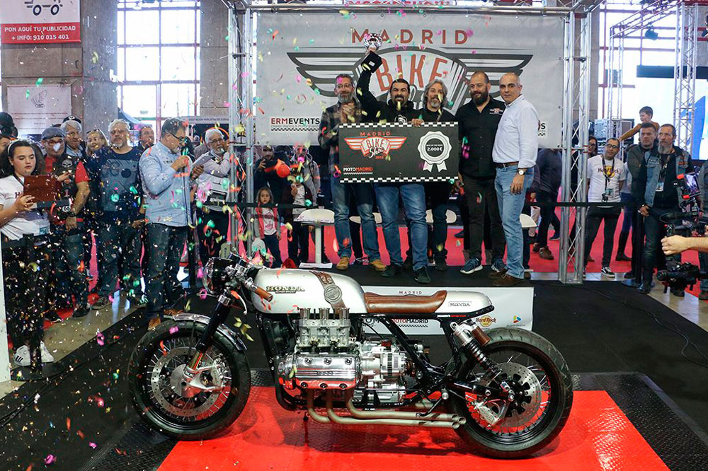 Madrid Bike Show MotoMadrid 2019