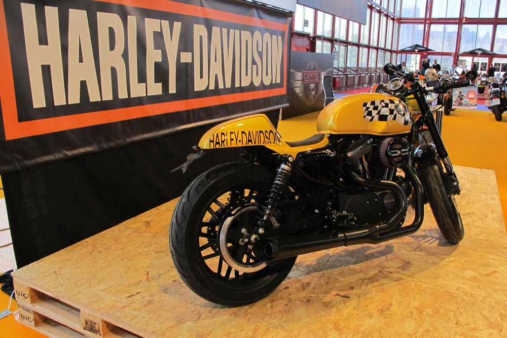 Harley Davidson en MotoMadrid 2019