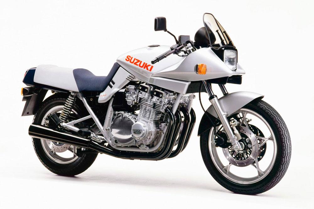 Suzuki Katana de 1980