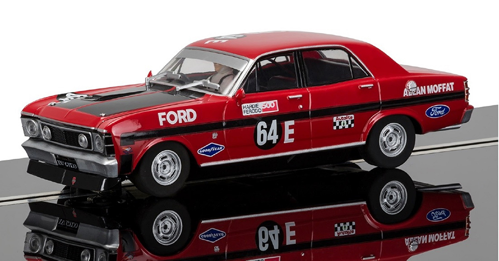 FORD FALCON XW/XY GT SUPERSLOT