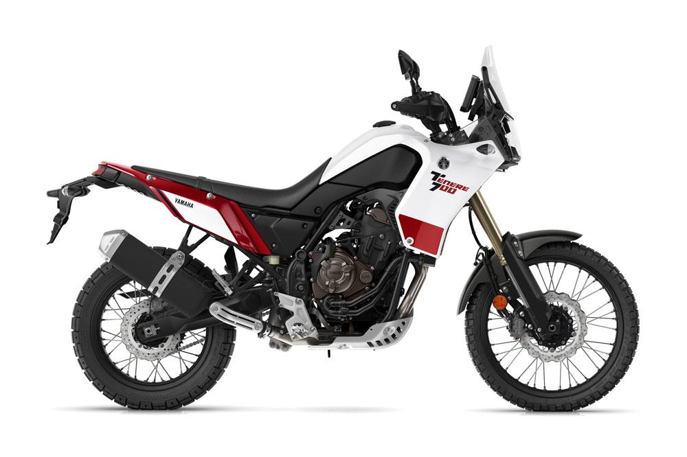 Yamaha XTZ Tenere 700 2019