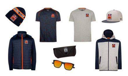 Colección Red Bull Lifestyle de KTM