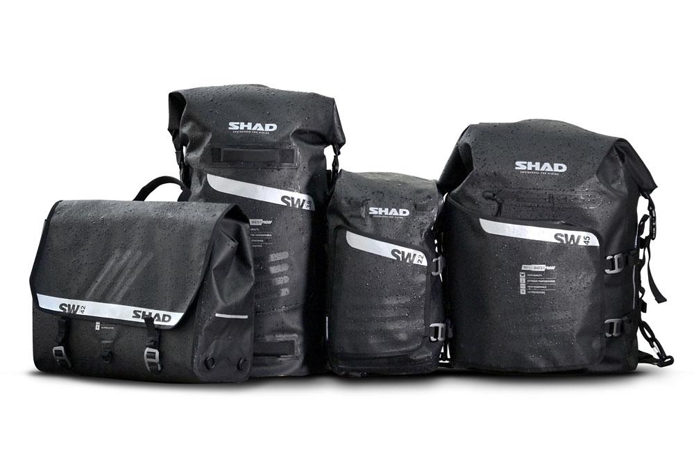Bolsas impermeabres SW Waterproof de SHAD