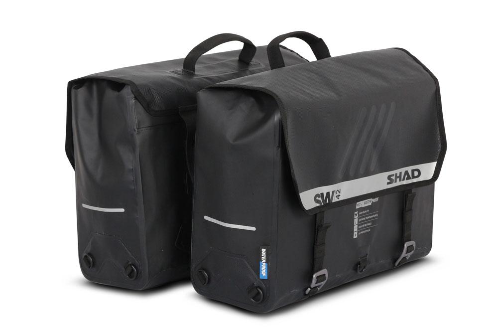Bolsas laterales SW42 deSHAD