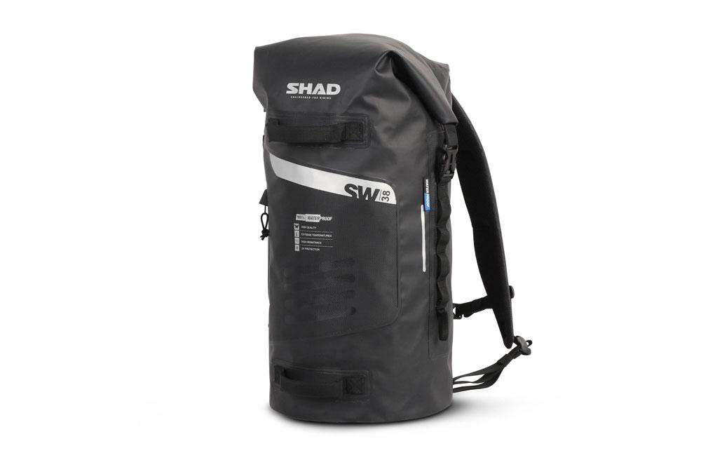 Bolsas trasera SW38 de SHAD