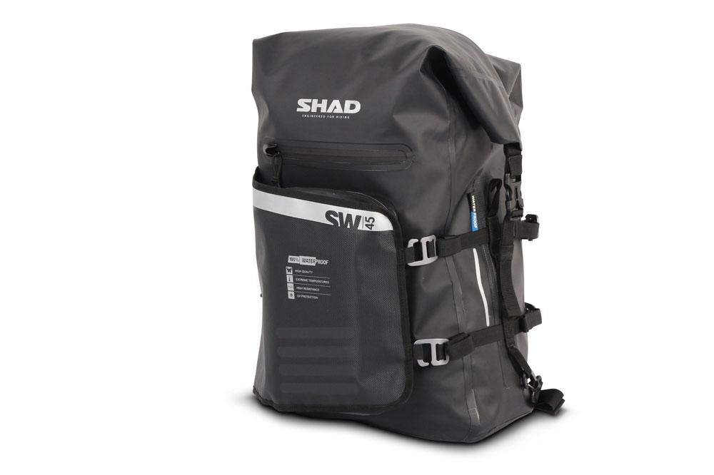 Bolsas trasera SW45 de SHAD