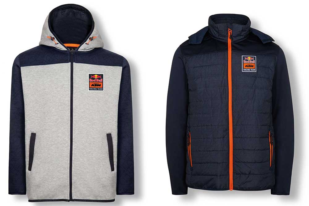 Chaquetas KTM Racing Time