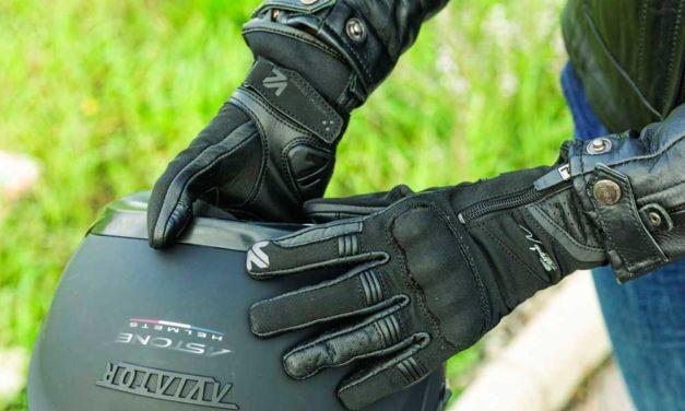 Guantes para moto Varrano y Varrano Lady de VQuattro