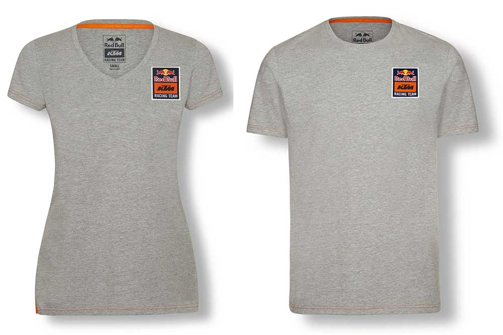 Camisetas KTM Racing Time
