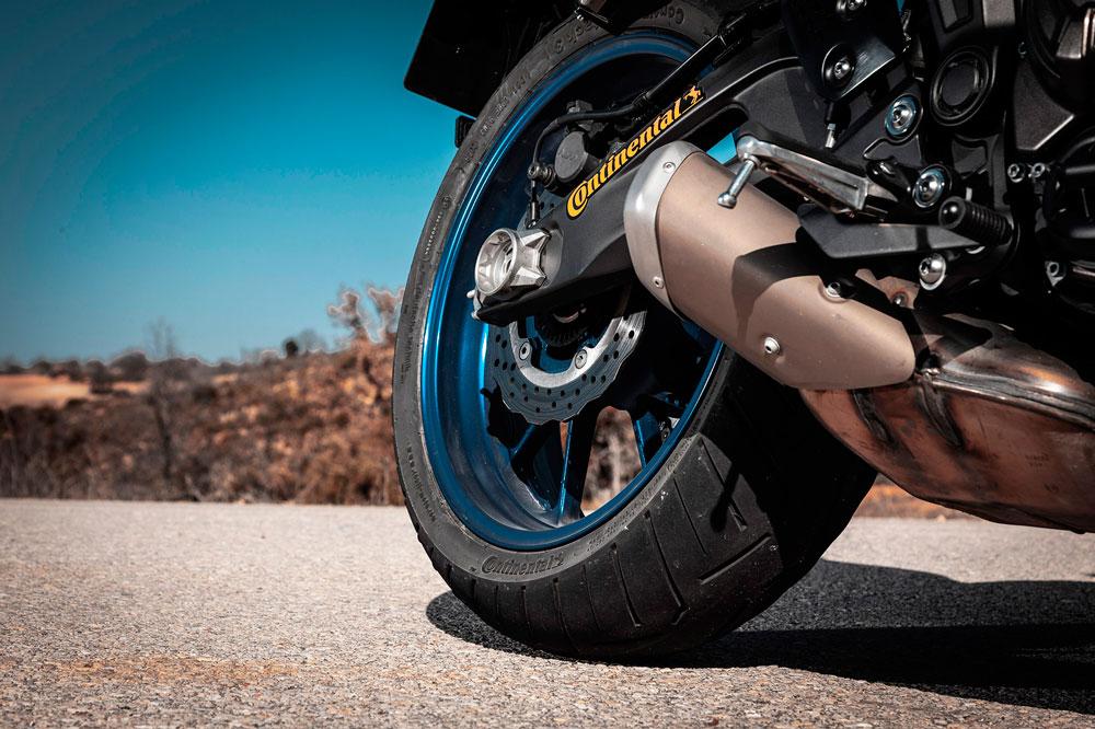 Neumáticos para moto Continental ContoRoadAttack 3