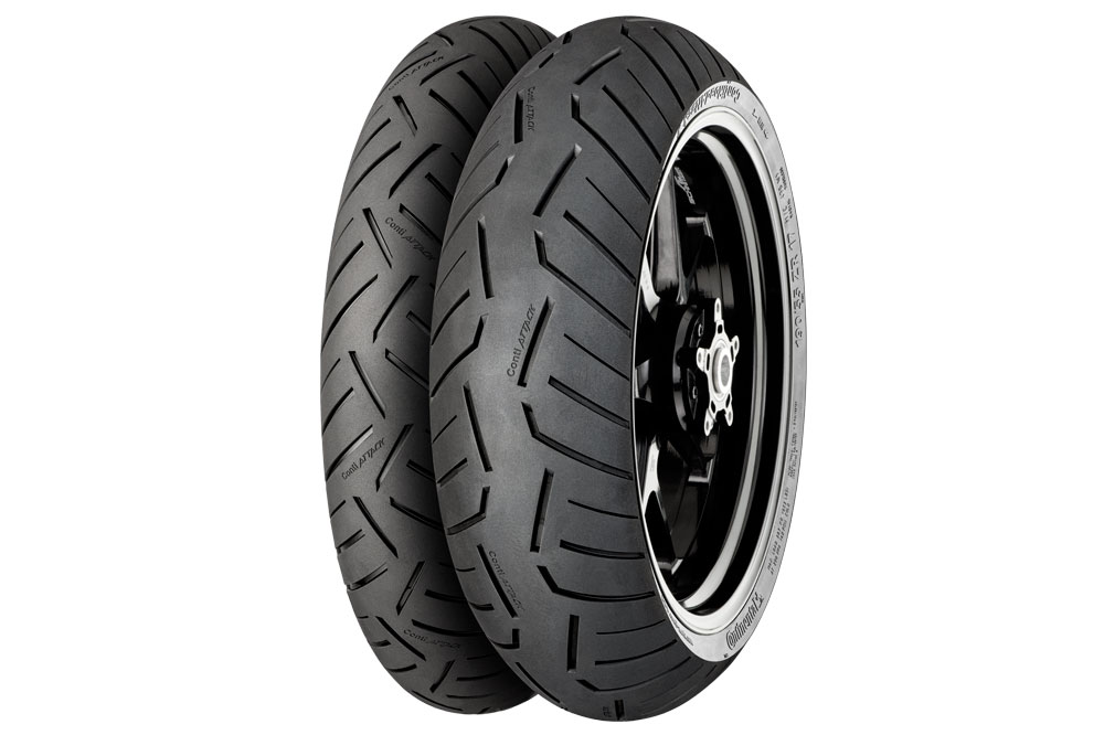 Neumáticos para moto Continental ContiRoadAttack 3