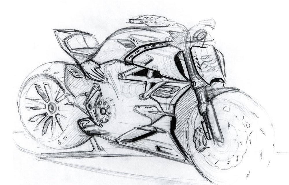 ¿Cómo se diseña una moto como la Ducati Diavel 1260?