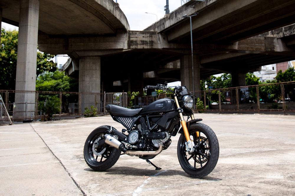 Concurso de Personalizaciones Ducati Custom Rumble