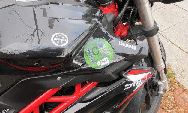 Etiquetas ecológicas para moto: Obligatorias en Madrid a partir del 24 de abril