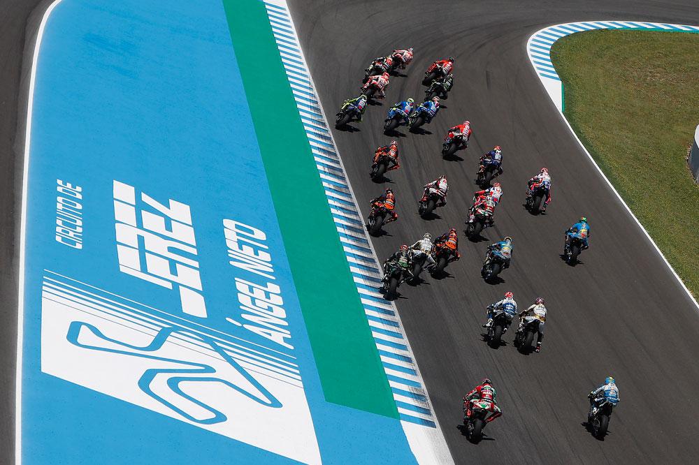 El GP de España es la carrera número 300 de la era MotoGP y la 400 de cuantas se han disputado en España