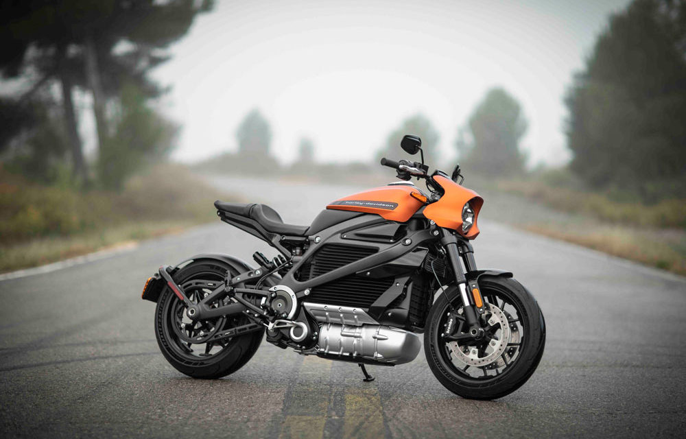 Ya se puede reservar una Harley Davidson LiveWire eléctrica