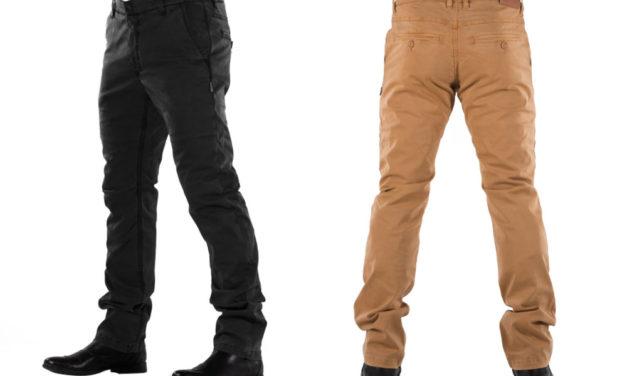 Pantalón chino para moto de Overlap