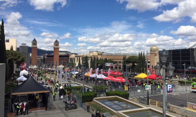 El salón Vive la Moto Barcelona bate el record de asistentes en 2019