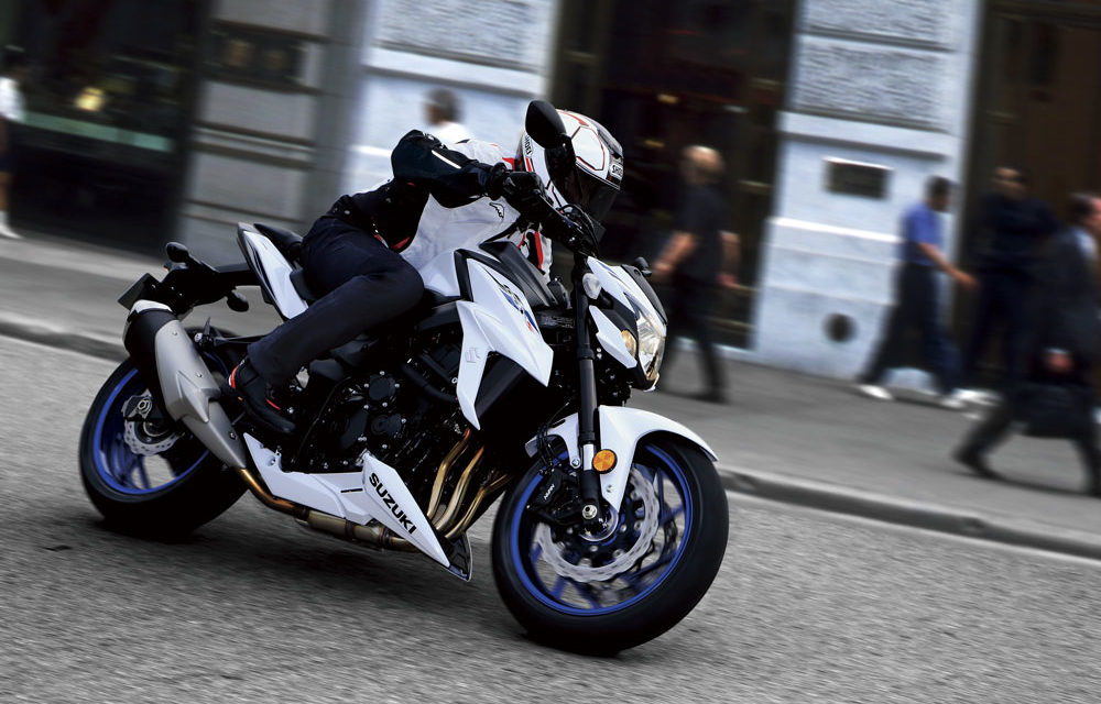 Suzuki GSX S 750: ¿Quieres una moto grande para el A2?