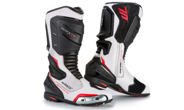 Botas racing SD-BR1 de Seventy Degrees