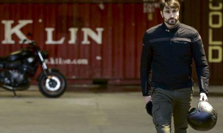 Chaqueta para moto Blackjack de Hevik