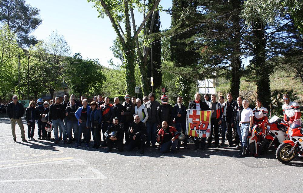 XV Aniversario del Club Yamaha RD Barcelona