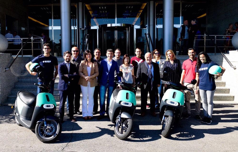 Cursos de conducción para motos de «bike sharing»