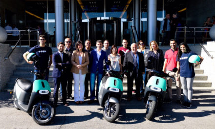 Cursos de conducción para motos de «bike sharing»