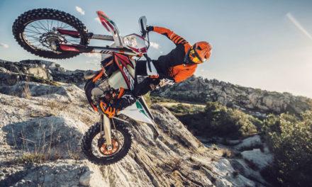 KTM presenta su gama de motos de enduro 2020: Todos los precios