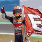 Marc Márquez es el nuevo rey de Jerez