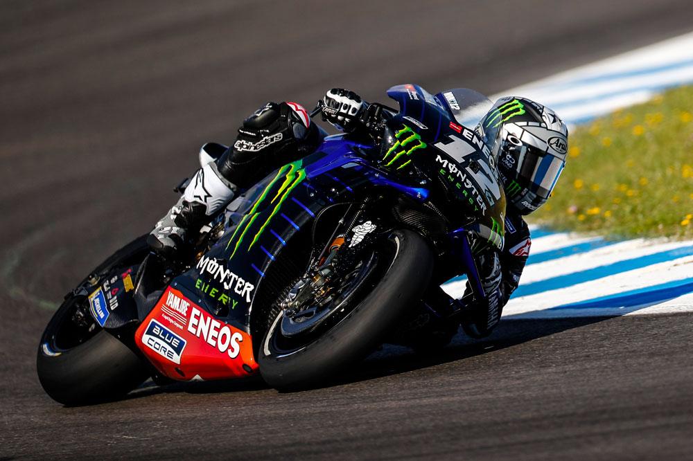 Maverick Viñales tuvo una mala estrategia en los entrenamientos cronometrados del GP de España y saldrá quinto en la parrilla de salida
