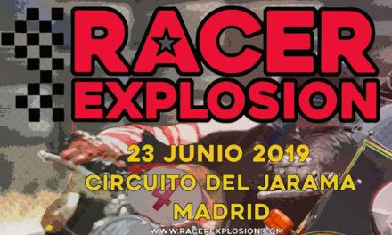 Racer Explosion 2019: Rueda en el Jarama con tu moto clásica deportiva