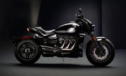 Triumph Rocket 3 TFC: Tu nueva moto, a la carta