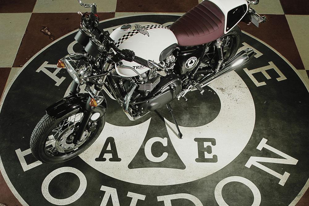 Todavía no hay bocetos de cómo será la moto eléctrica de Triumph