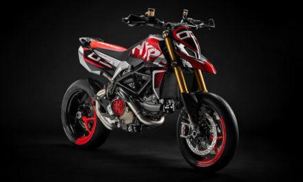 Ducati Hypermotard 950 Concept, primer premio del Concorso d'Eleganza