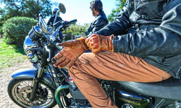 Guantes para moto Zolder de Overlap