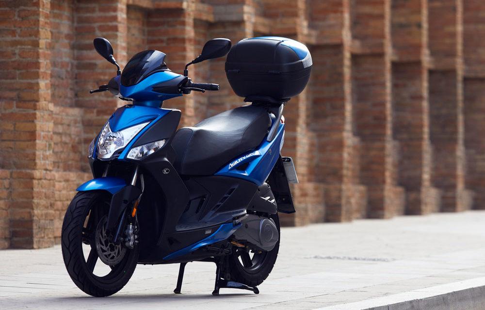 Las 30 motos y scooter más vendidas en 2019