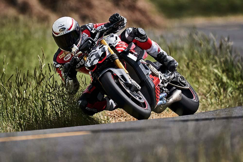 La Ducati Streetfighter debutará en la carrera Pikes Peak el próximo 30 de junio en Colorado (Estados Unidos)