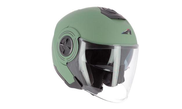 Casco jet Aviator de Astone Helmets
