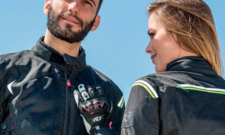 Guantes para moto Suntech Lady de Garibaldi